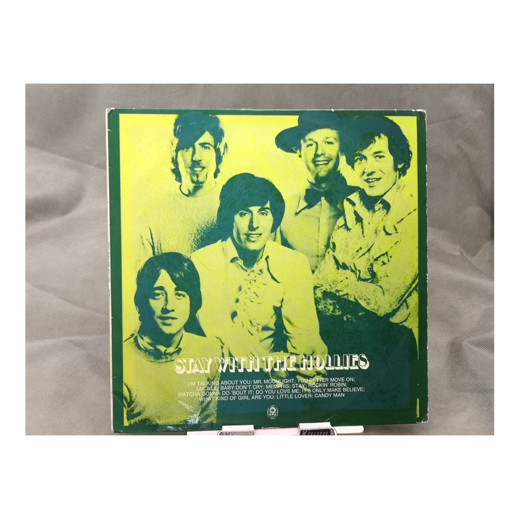 The Hollies – Stay With The Hollies