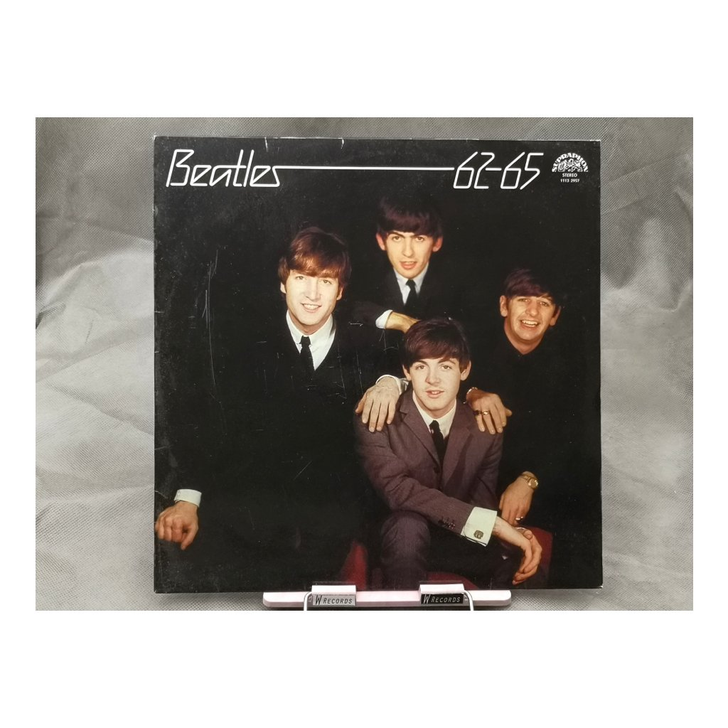 The Beatles ‎– Beatles 62-65