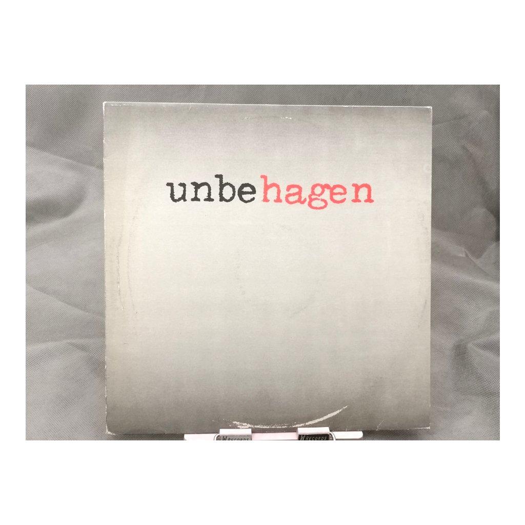 Nina Hagen Band – Unbehagen