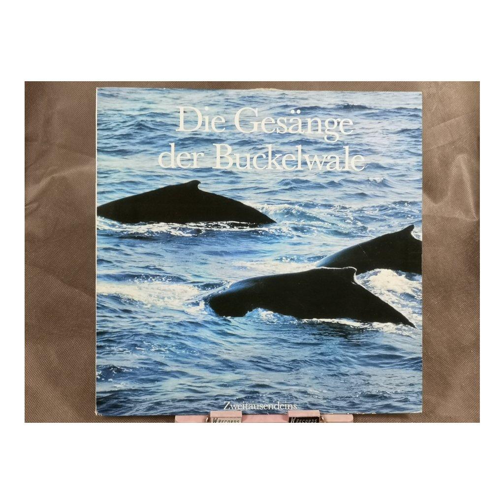 Buckelwale – Die Gesänge Der Buckelwale LP