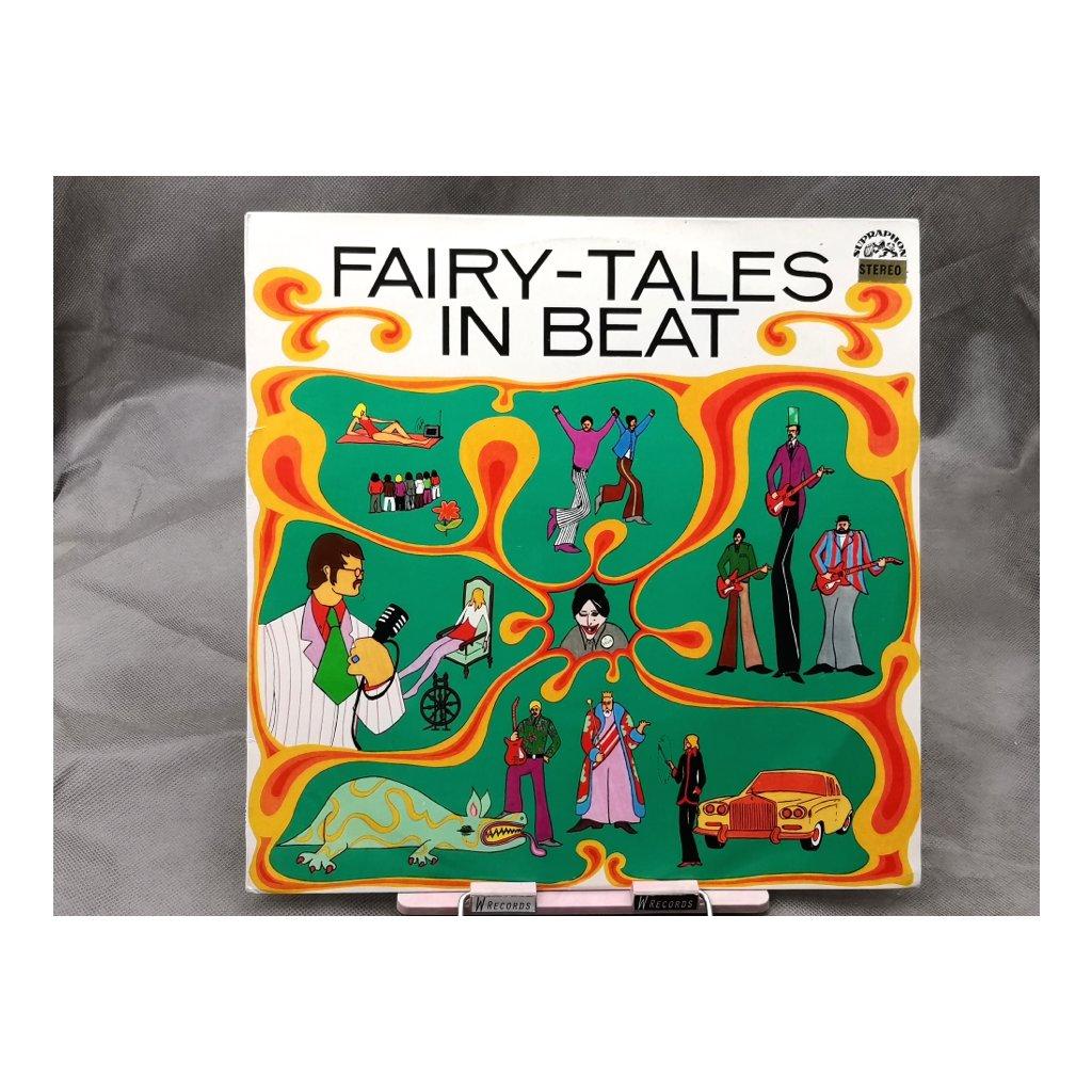 Josef Plíva, Václav Zahradník Orchestra – Fairy-Tales In Beat