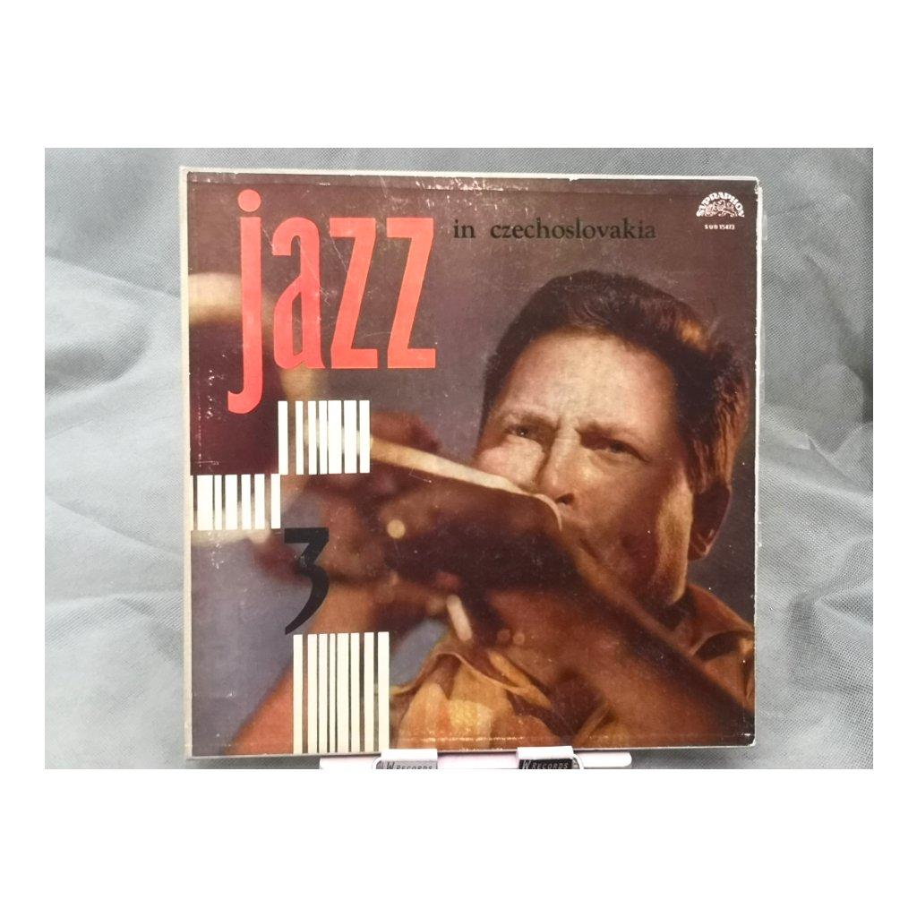 Various – Jazz In Czechoslovakia 3 LP
