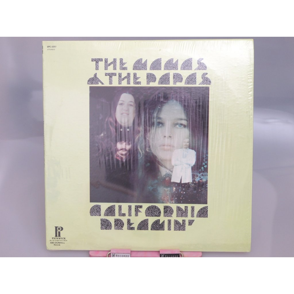 Mamas & Papas ‎– California Dreamin'