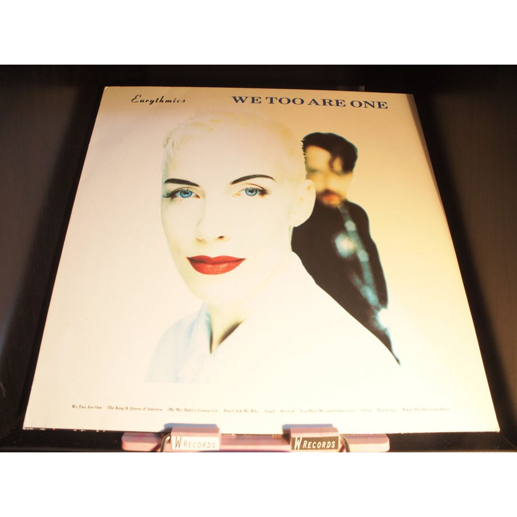 Eurythmics - We Too Are One LP