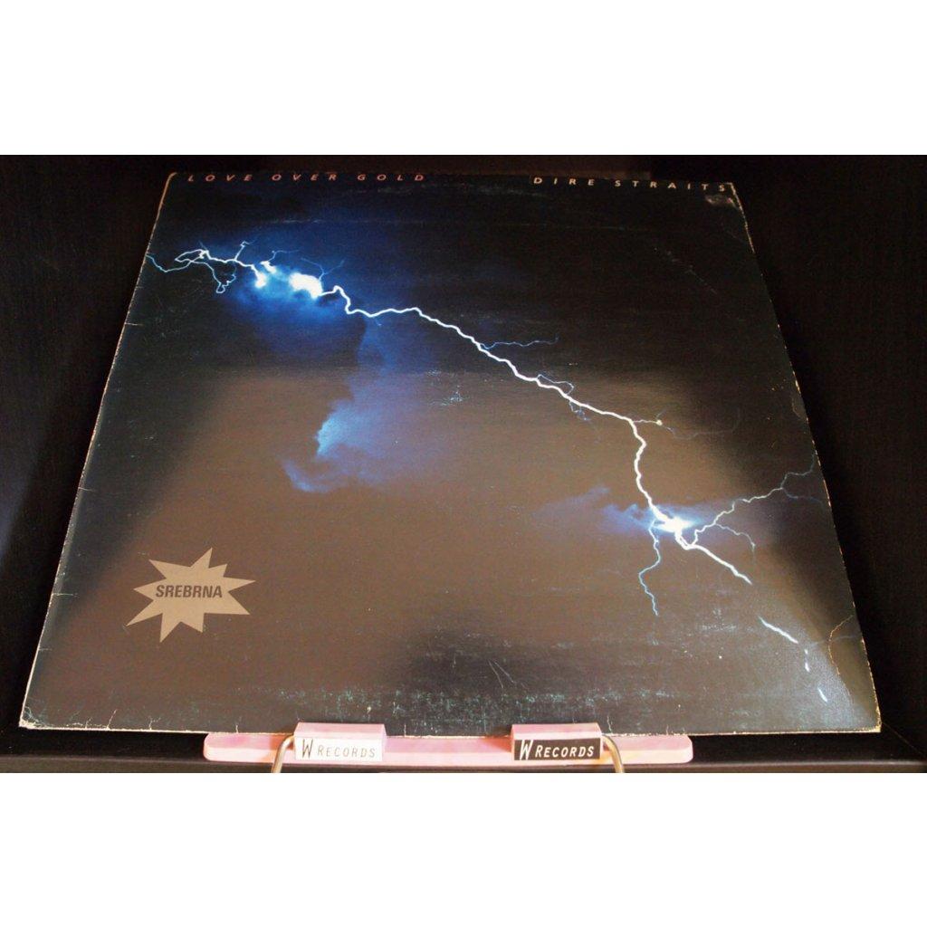 Dire Straits – Love Over Gold LP