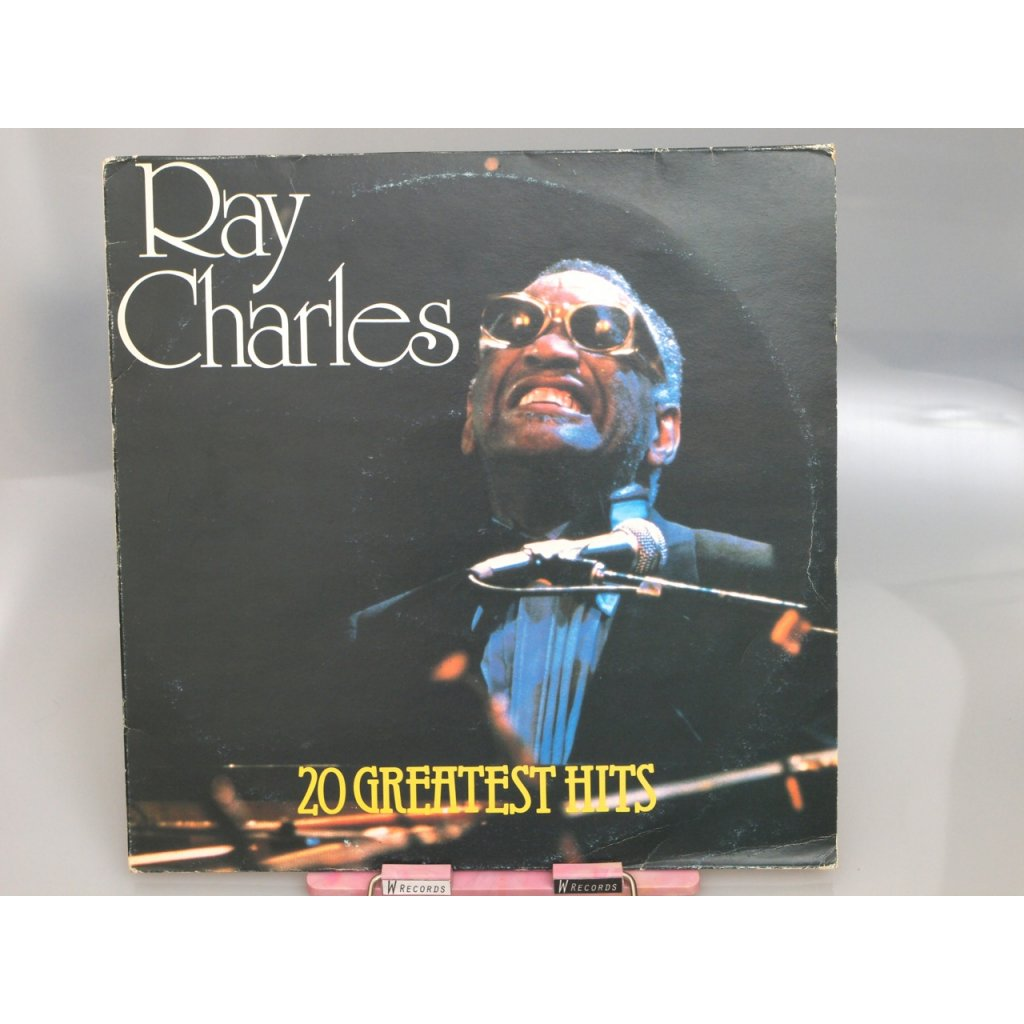 Ray Charles – 20 Greatest Hits