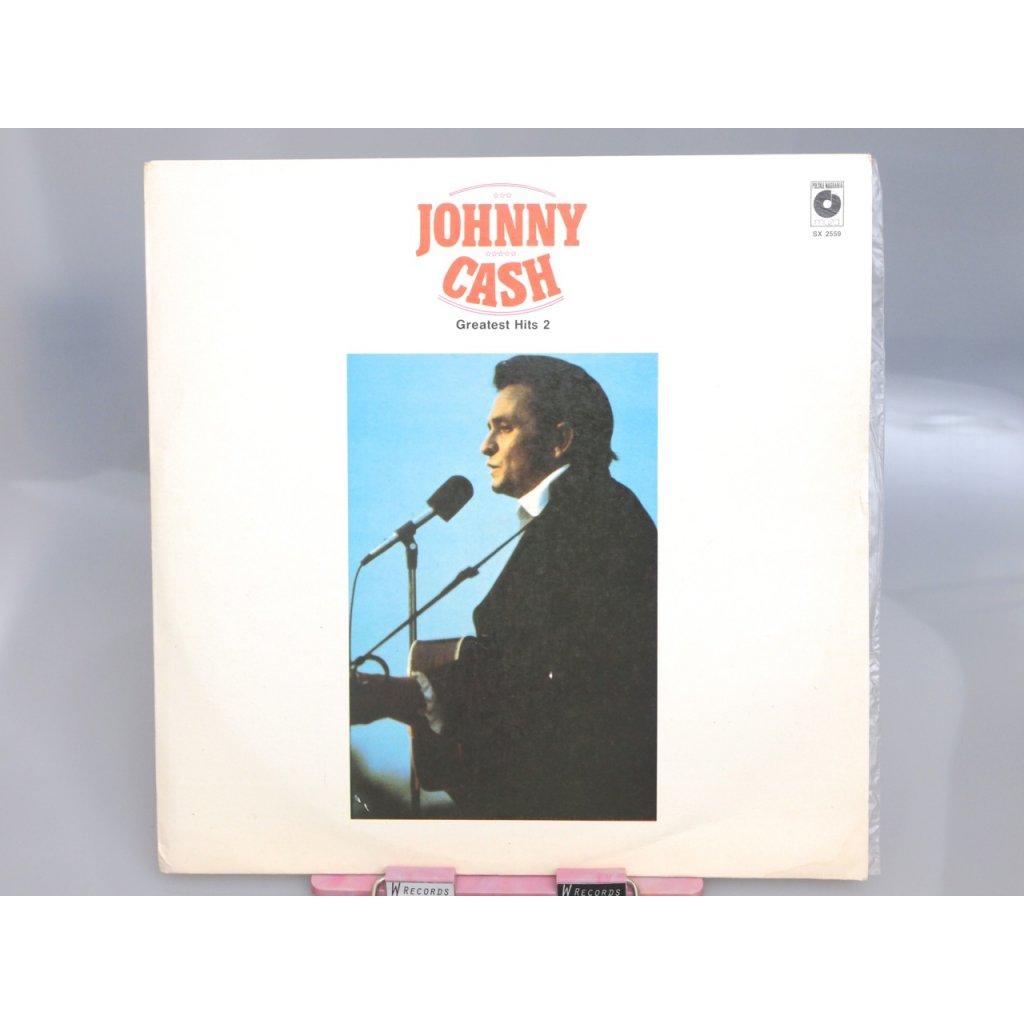Johnny Cash – Greatest Hits Vol. 2 LP