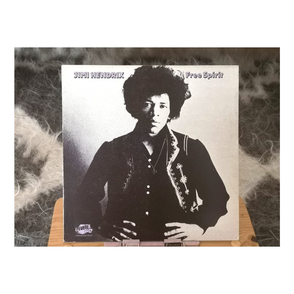 Jimi Hendrix – Free Spirit LP