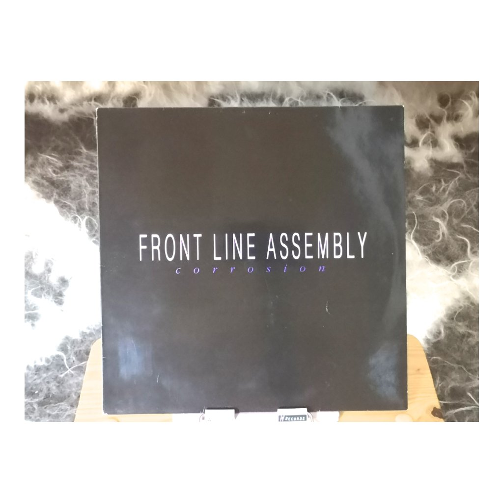 Front Line Assembly ‎– Corrosion