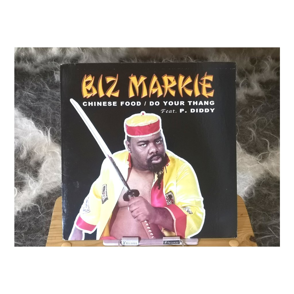 """Biz Markie – Chinese Food / Do Your Thang 12"""""""