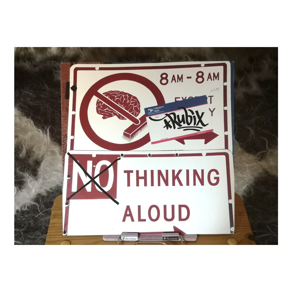 Rubix ‎– (No) Thinking Aloud