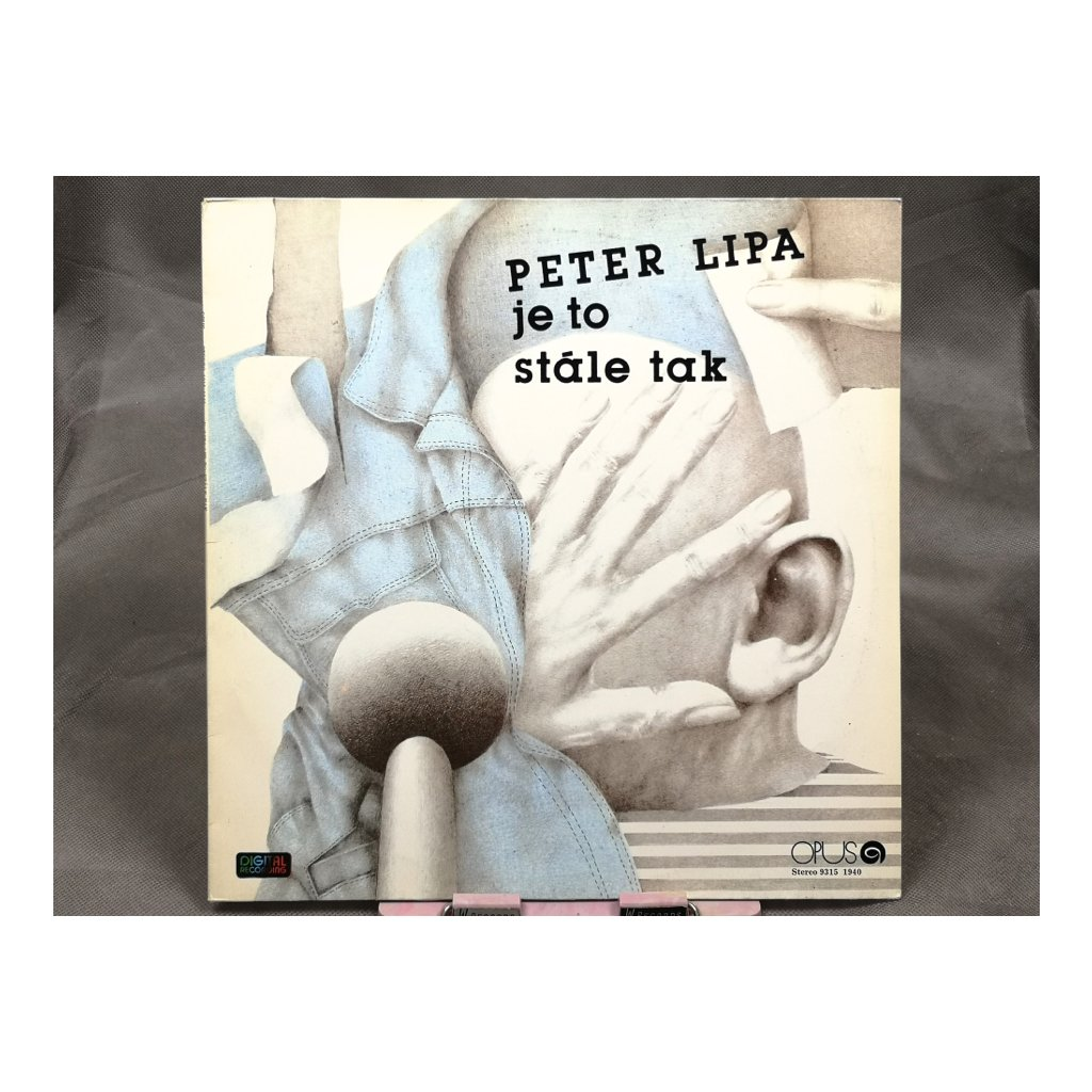 Peter Lipa – Je To Stále Tak