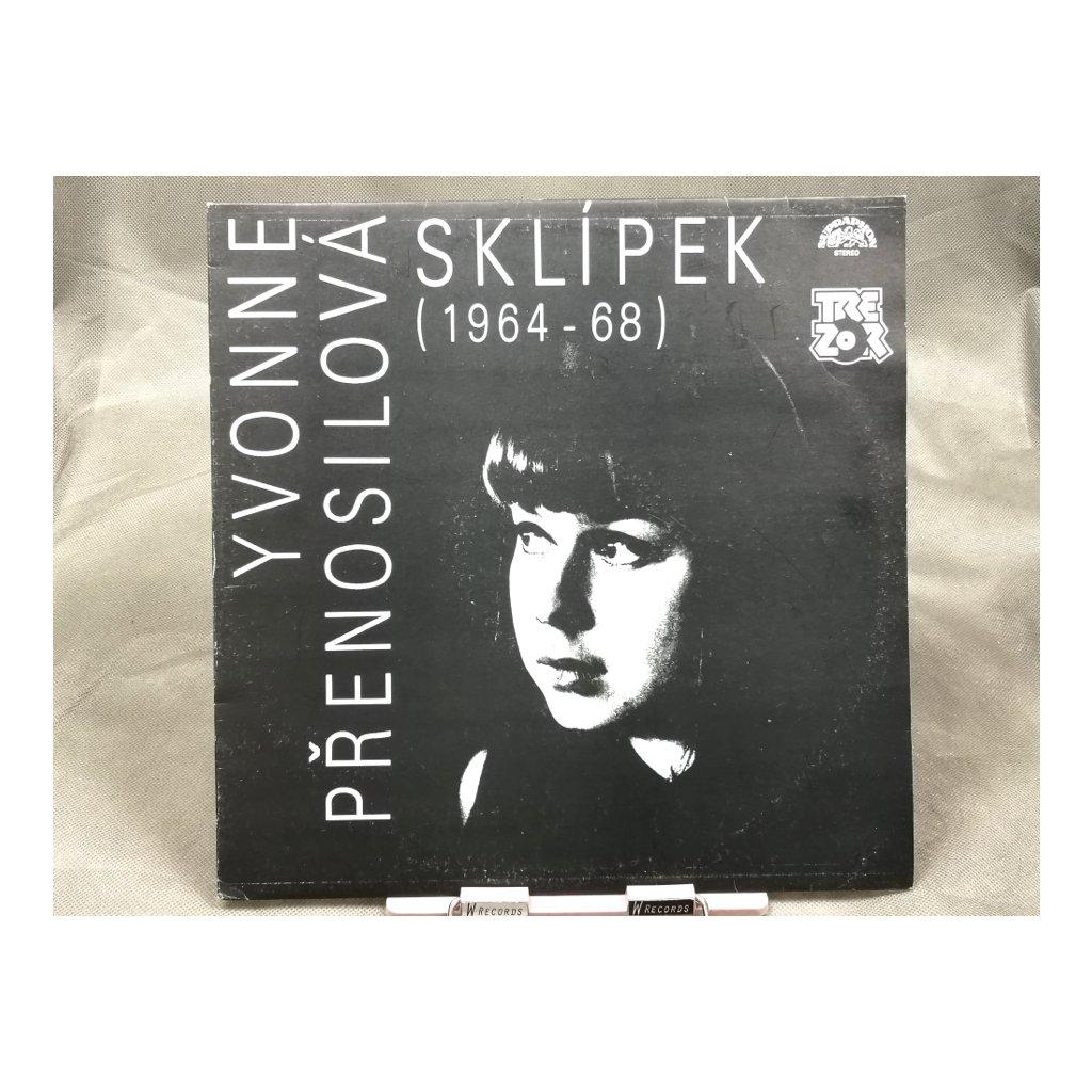 Yvonne Přenosilová - Sklípek (1964-68) LP