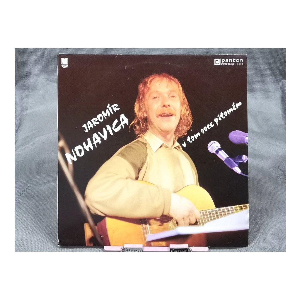 Jaromír Nohavica – V Tom Roce Pitomém LP
