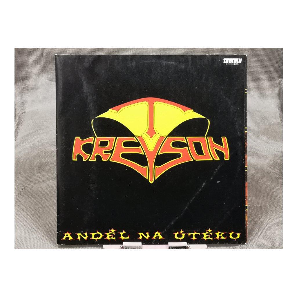 Kreyson – Anděl Na Útěku