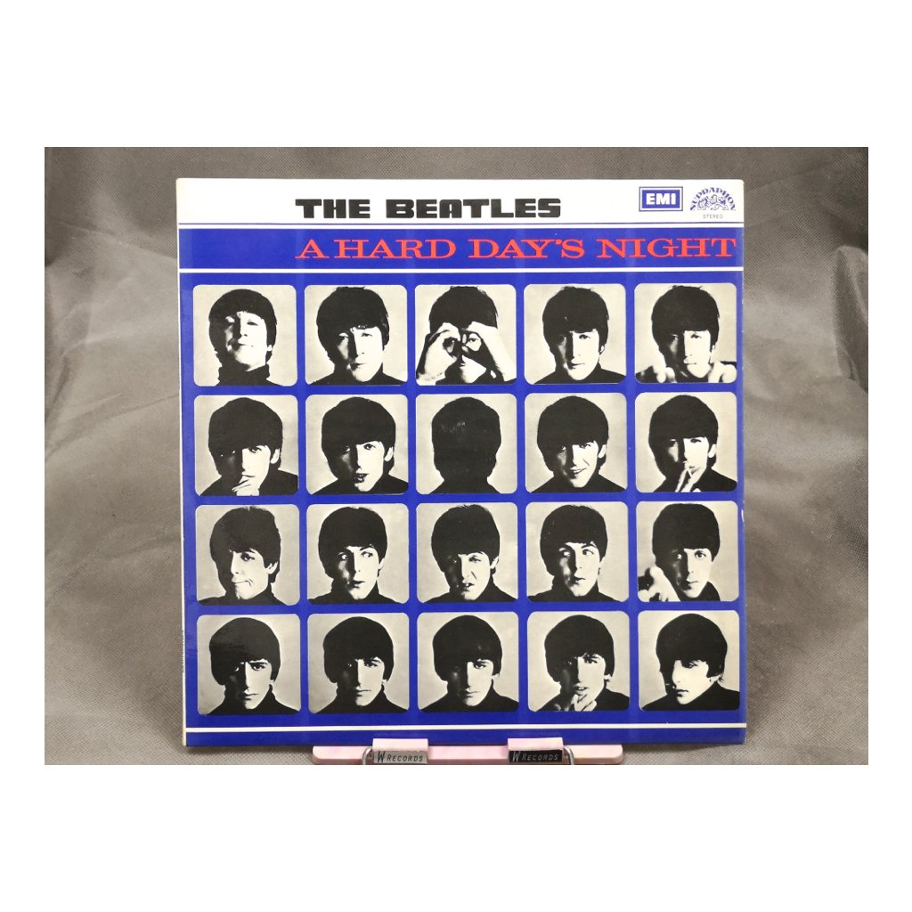The ‎Beatles – A Hard Day's Night