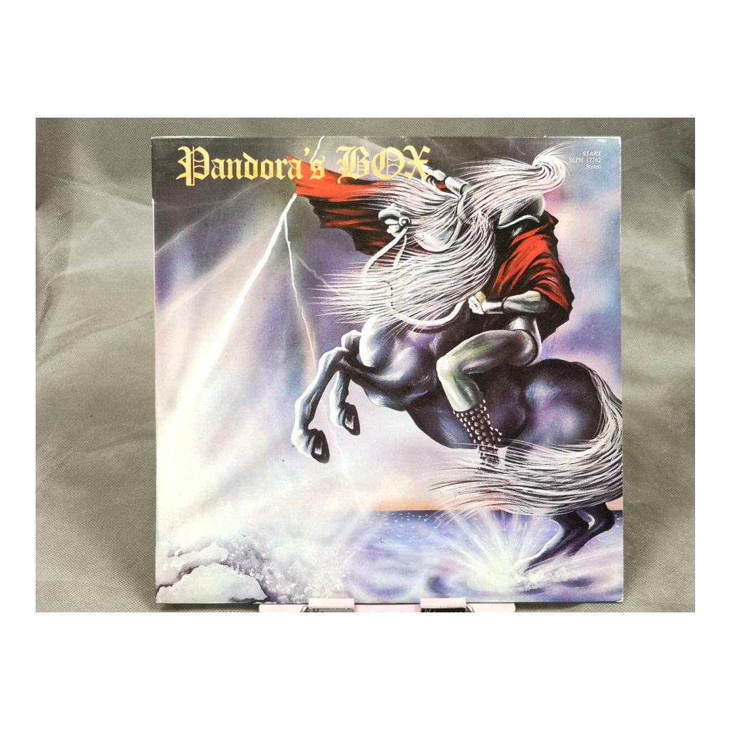Pandora's Box – Kő Kövön