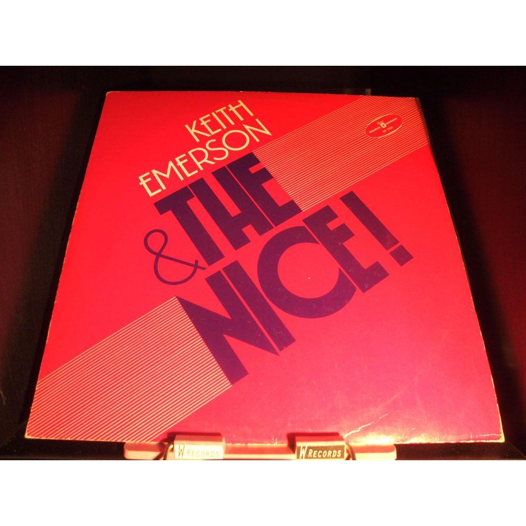 Keith Emerson & The Nice - Keith Emerson & The Nice