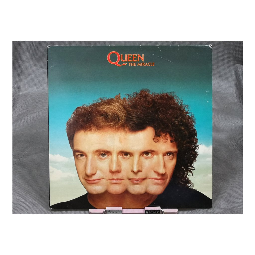 Queen ‎– The Miracle