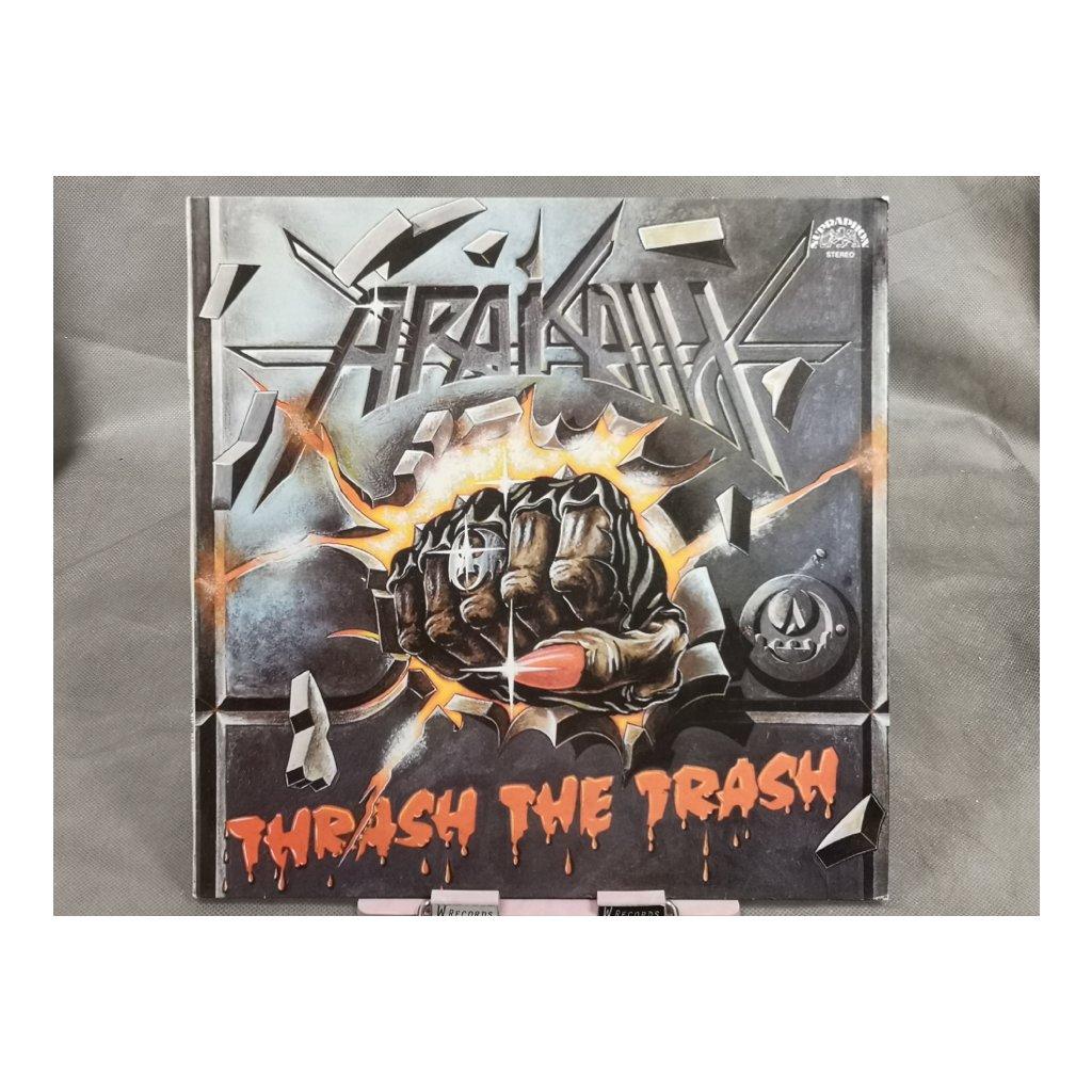 Arakain - Thrash The Trash LP