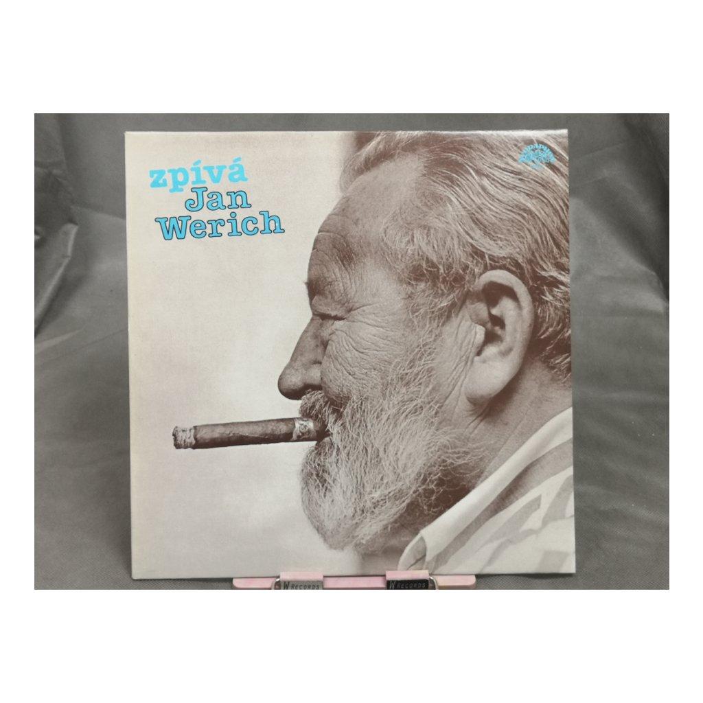 Jan Werich – Zpívá Jan Werich