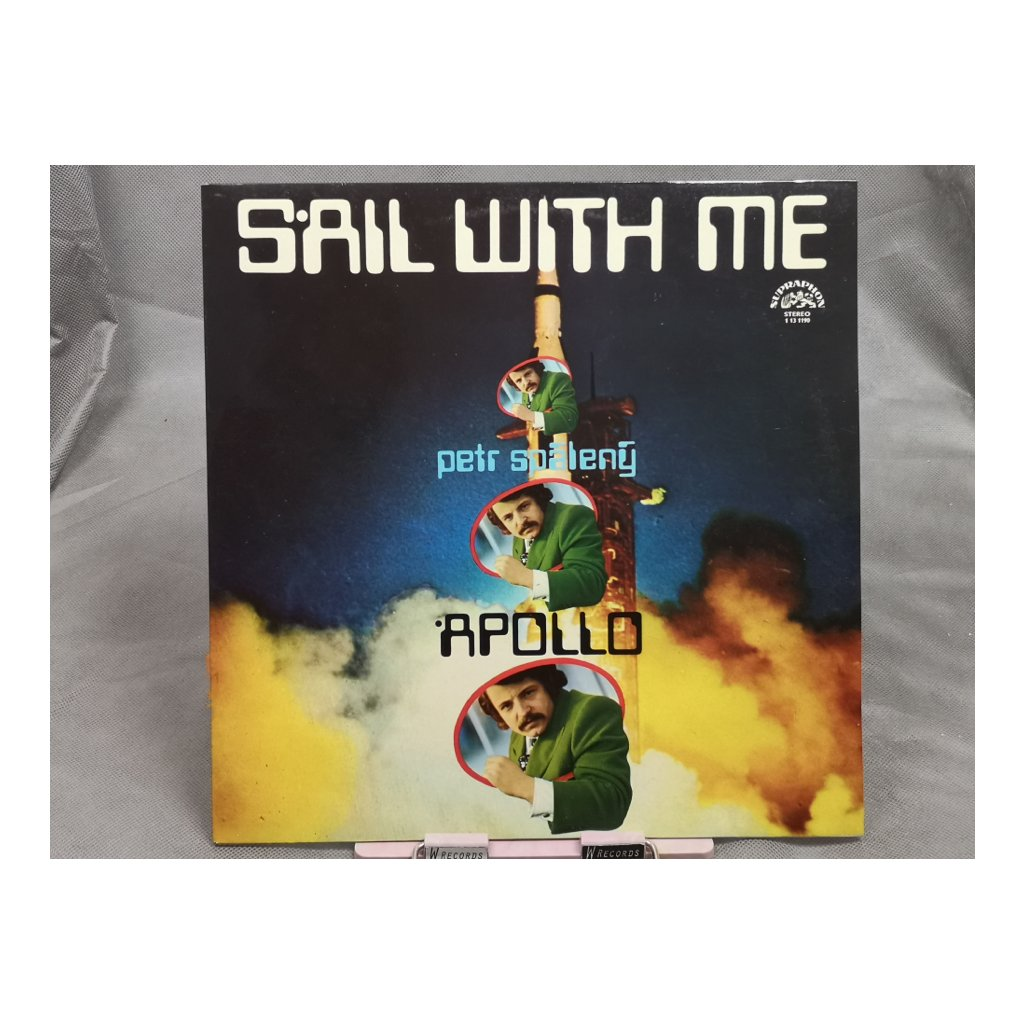 Petr Spálený & Apollo – Sail With Me
