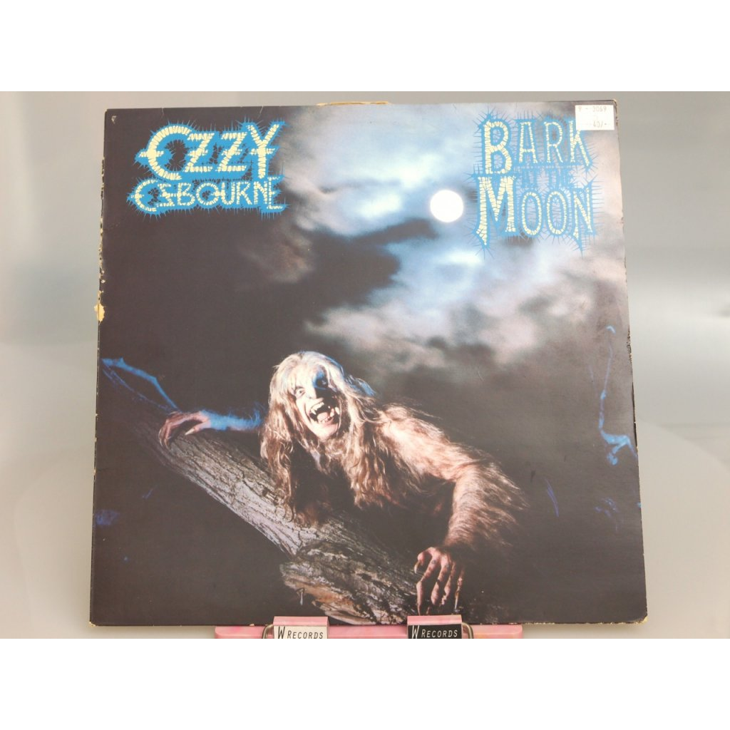 Ozzy Osbourne ‎– Bark At The Moon