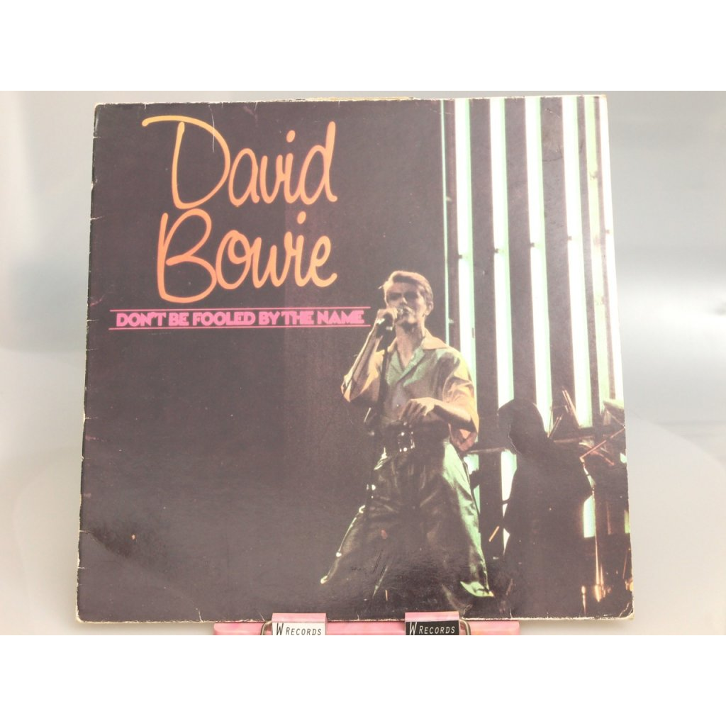 David Bowie – Don't Be Fooled By The Name