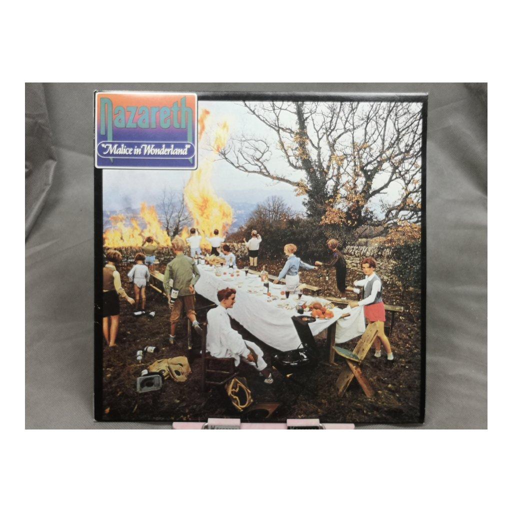 Nazareth – Malice In Wonderland LP