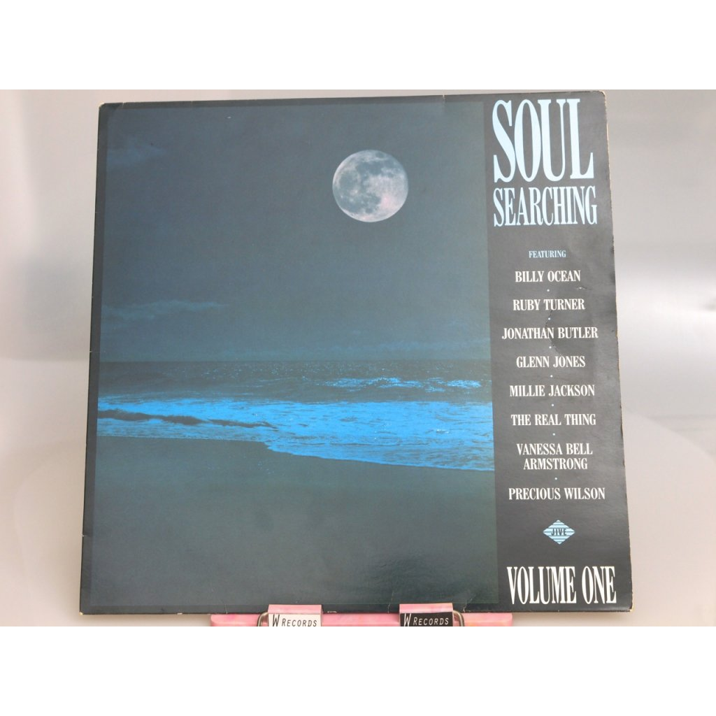 Various Artists ‎– Soul Searching Volume One
