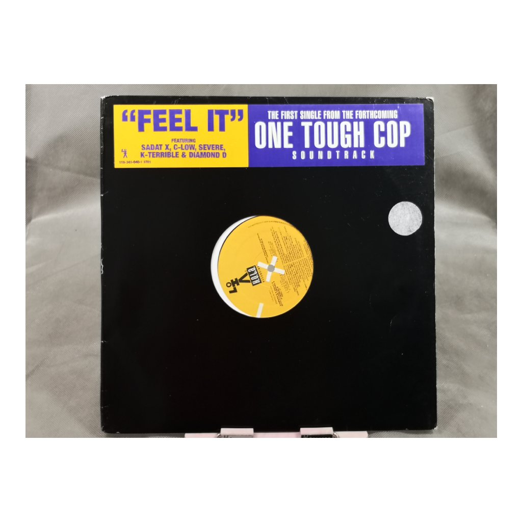 Various Artists – Feel It