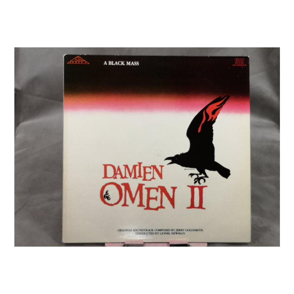 Jerry Goldsmith ‎– Damien Omen 2 (Original Soundtrack)