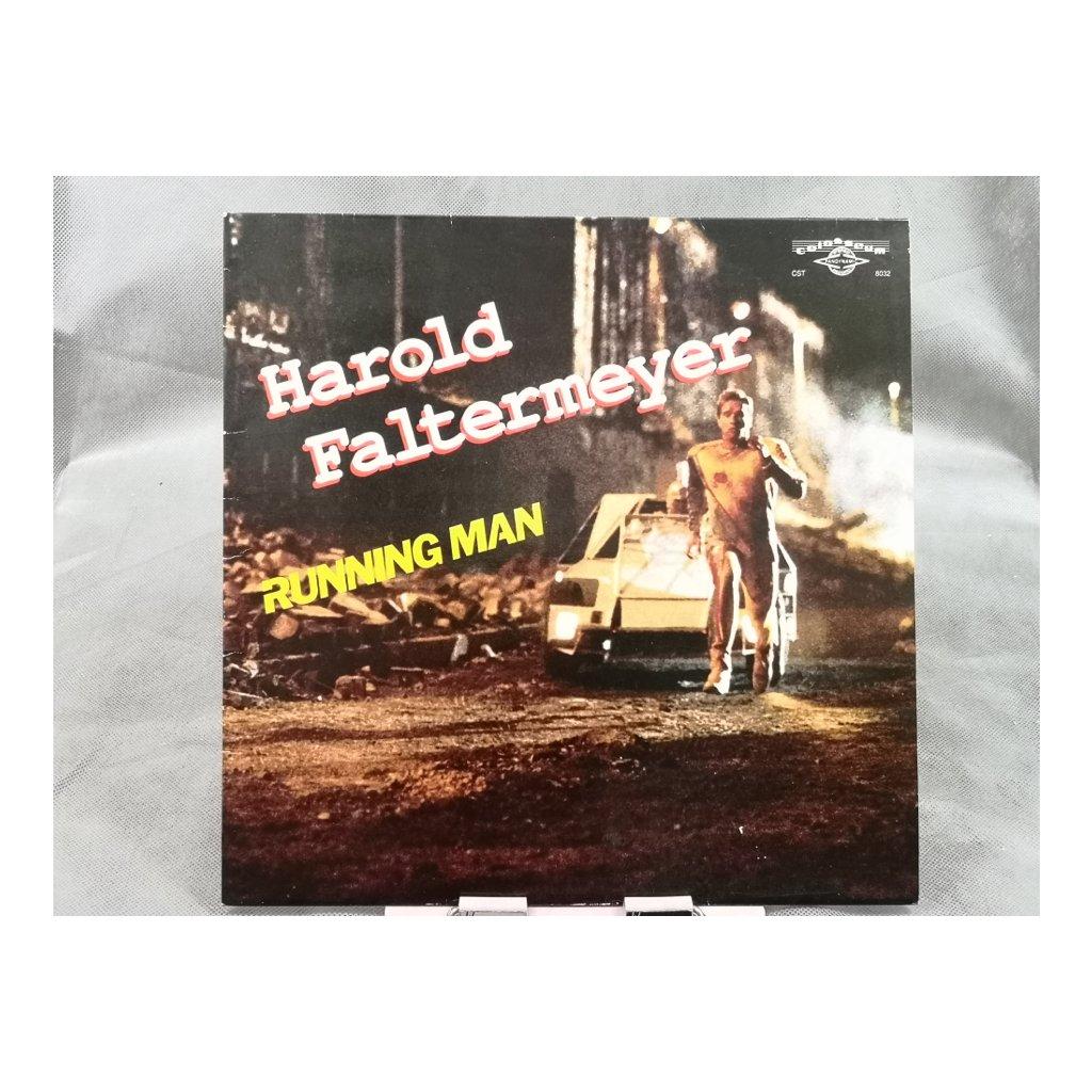 Harold Faltermeyer – Running Man (Original Soundtrack)