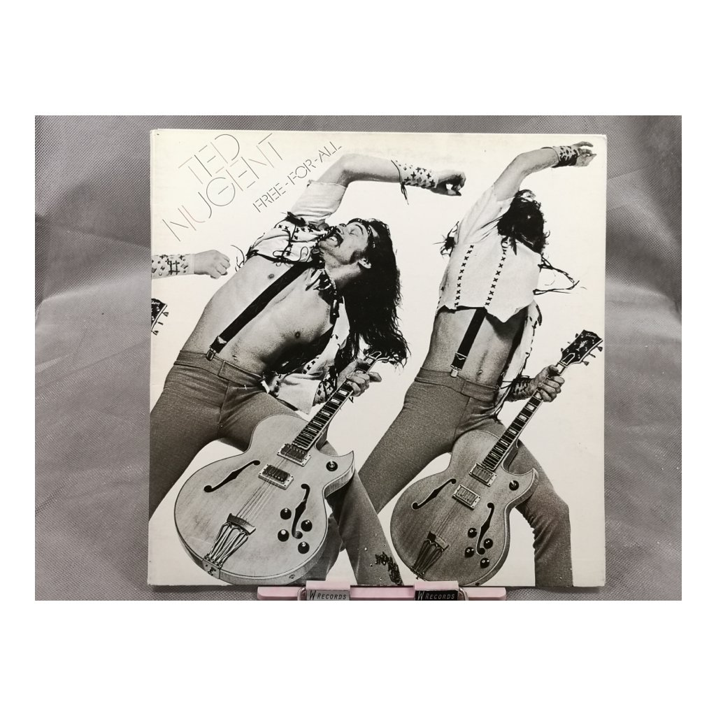 Ted Nugent – Free-For-All LP