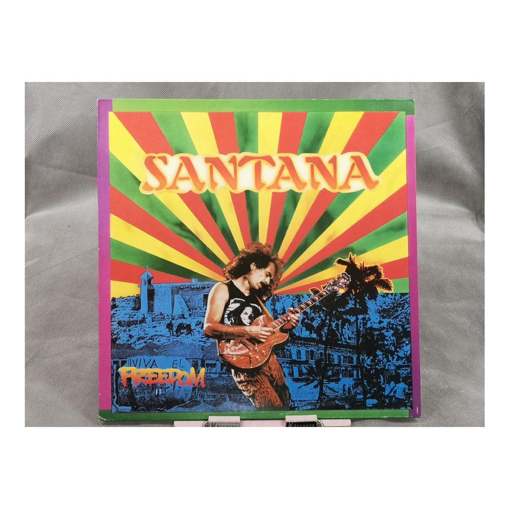 Santana – Freedom LP