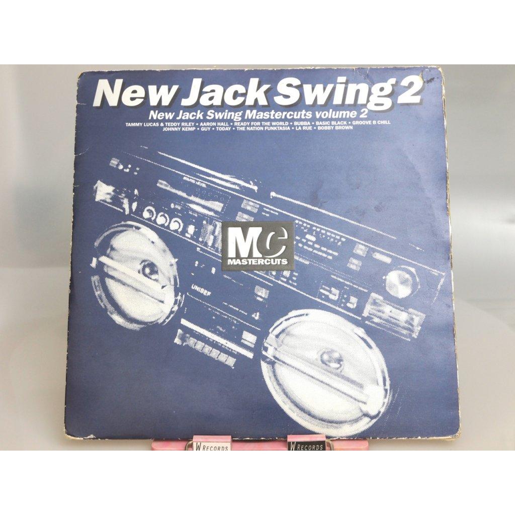 Various Artists – New Jack Swing Mastercuts Volume 2
