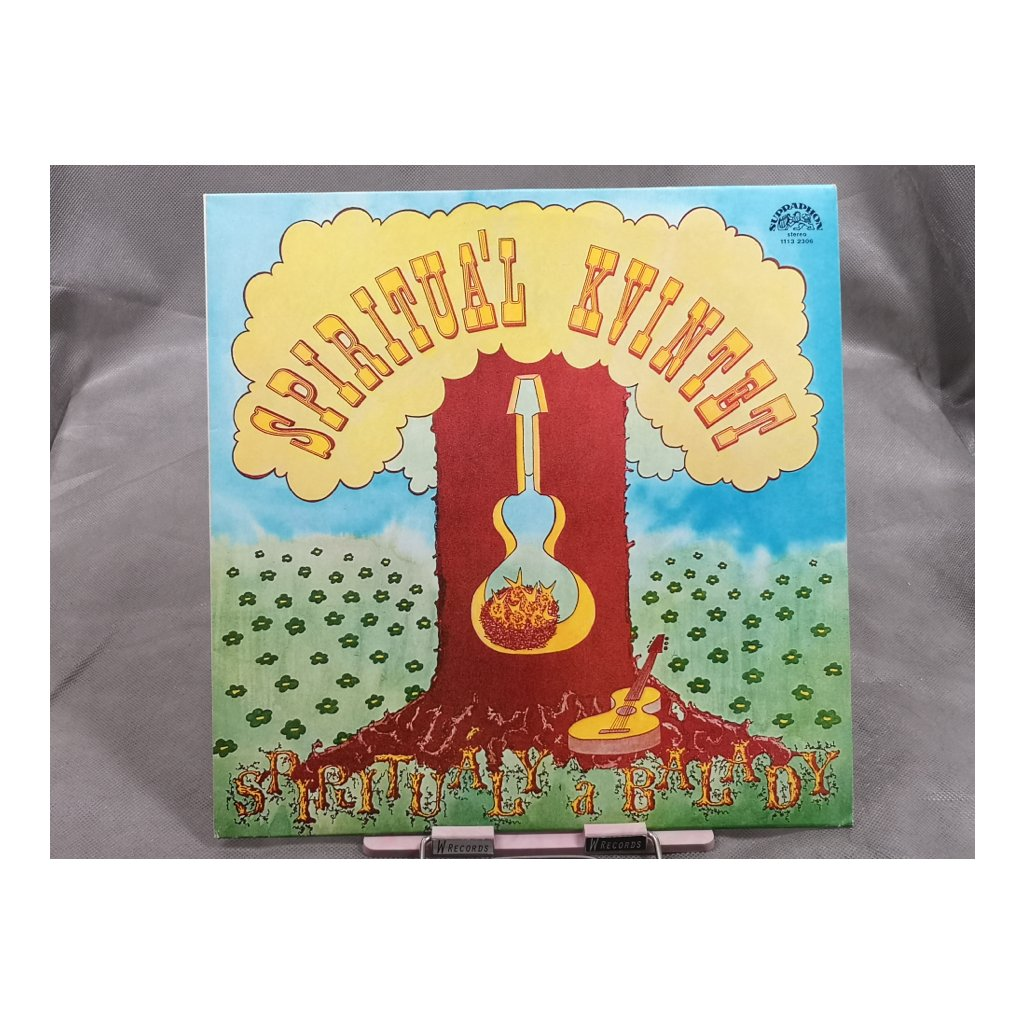Spirituál Kvintet - Spirituály a Balady