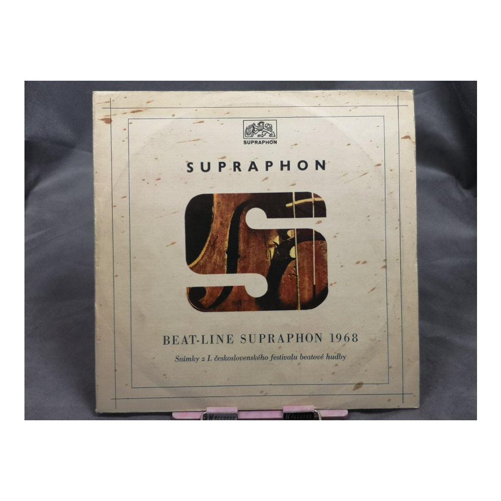 Various Artists – Beat-line Supraphon 1968