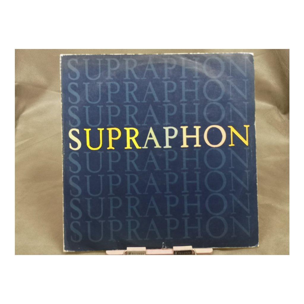 Various Artists - Taneční Melodie Supraphonu 1966-'67