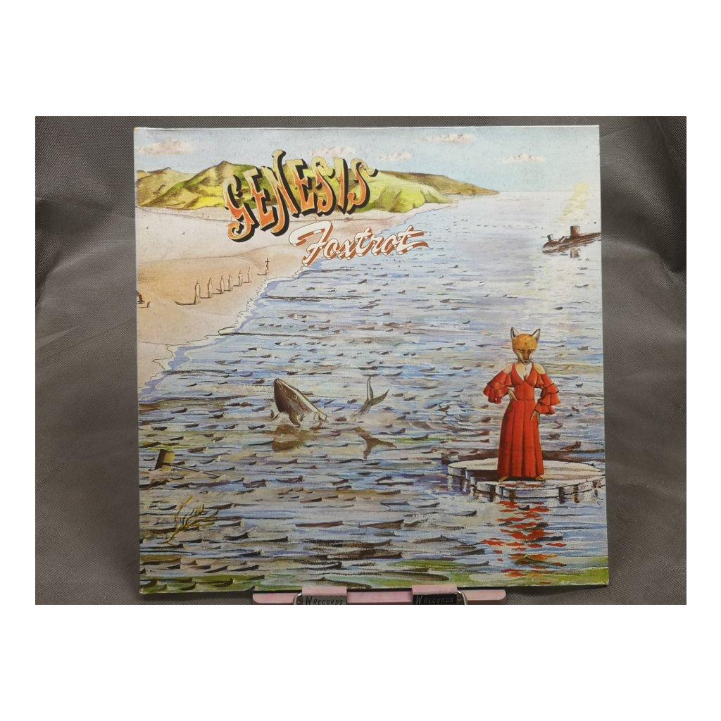 Genesis – Foxtrot LP