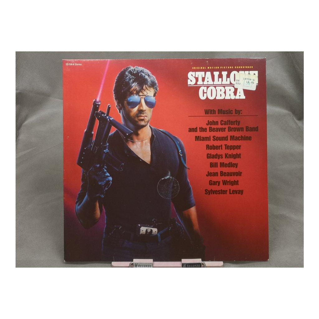 Various Artists – Cobra (Original Motion Picture Soundtrack)