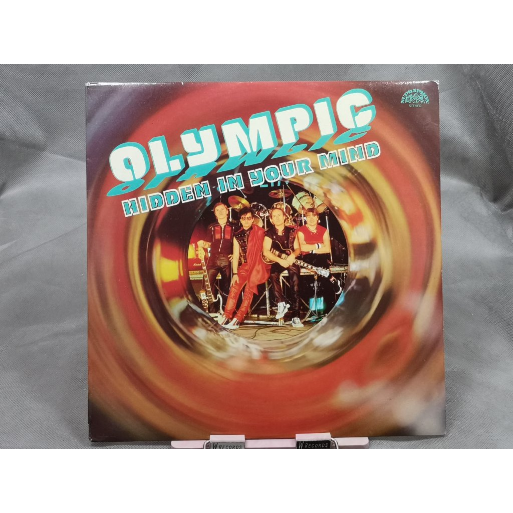 Olympic – Hidden In Your Mind