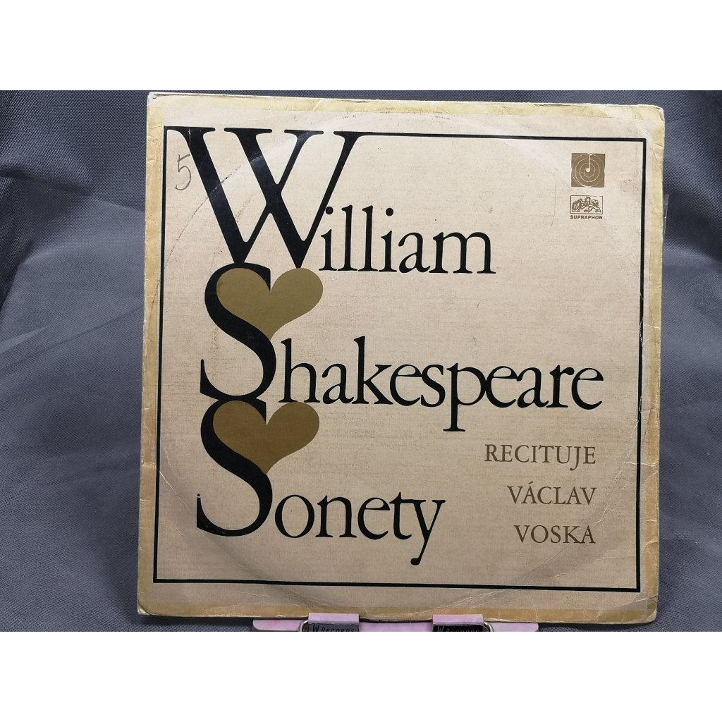 William Shakespeare – Sonety