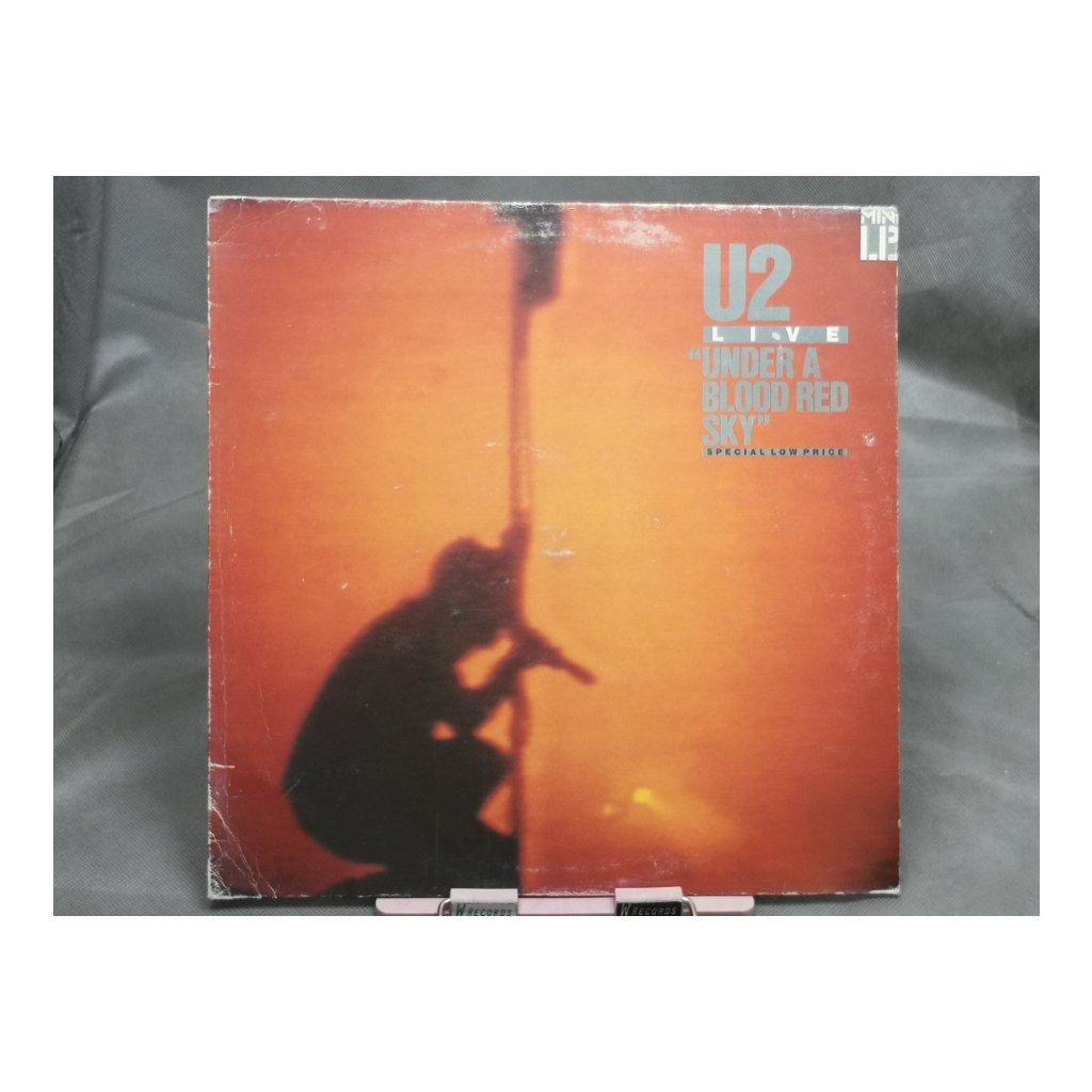 U2 – Under A Blood Red Sky (Live)