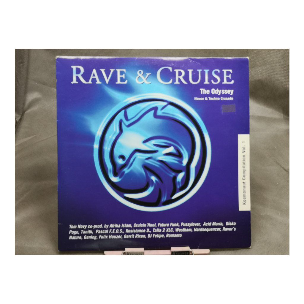 Various Artists – Rave & Cruise - The Odyssey