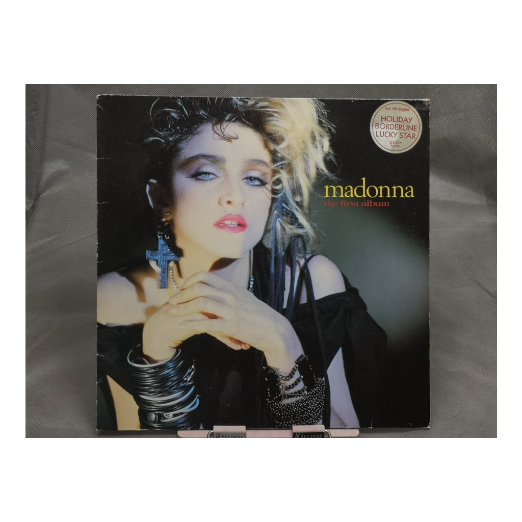 Madonna ‎– The First Album