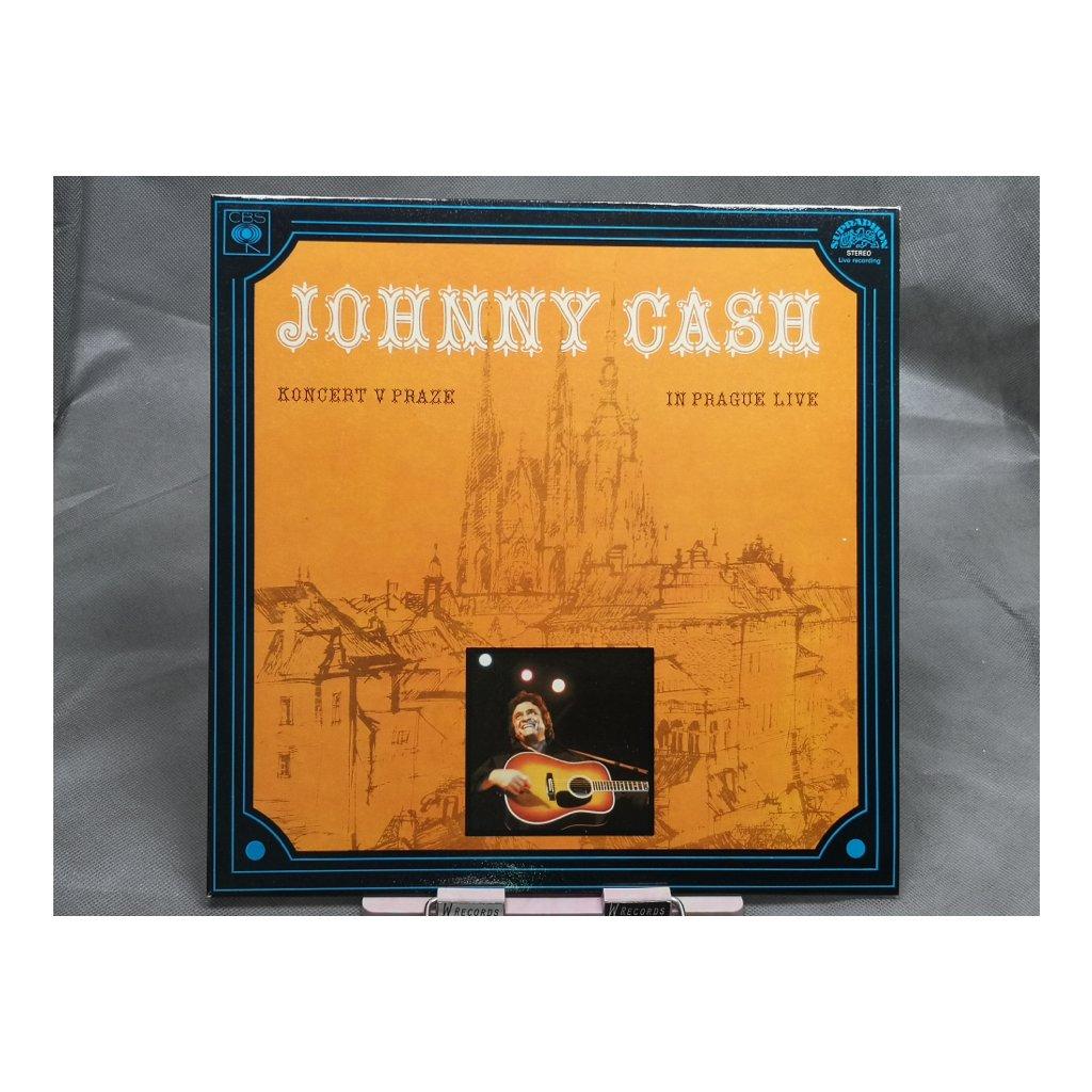 Johnny Cash – Koncert V Praze (In Prague Live)