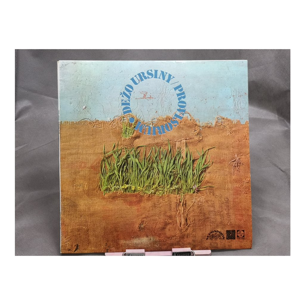 Dežo Ursiny / Provisorium – Dežo Ursiny & Provisorium LP