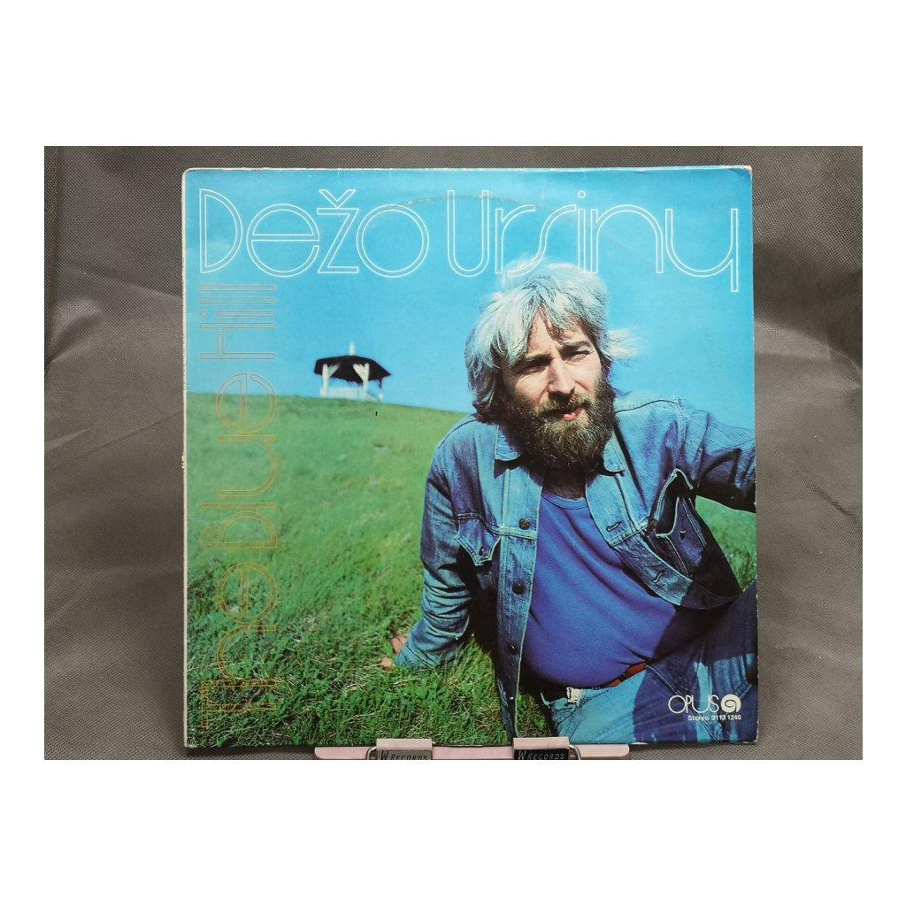 Dežo Ursiny – The Blue Hill LP