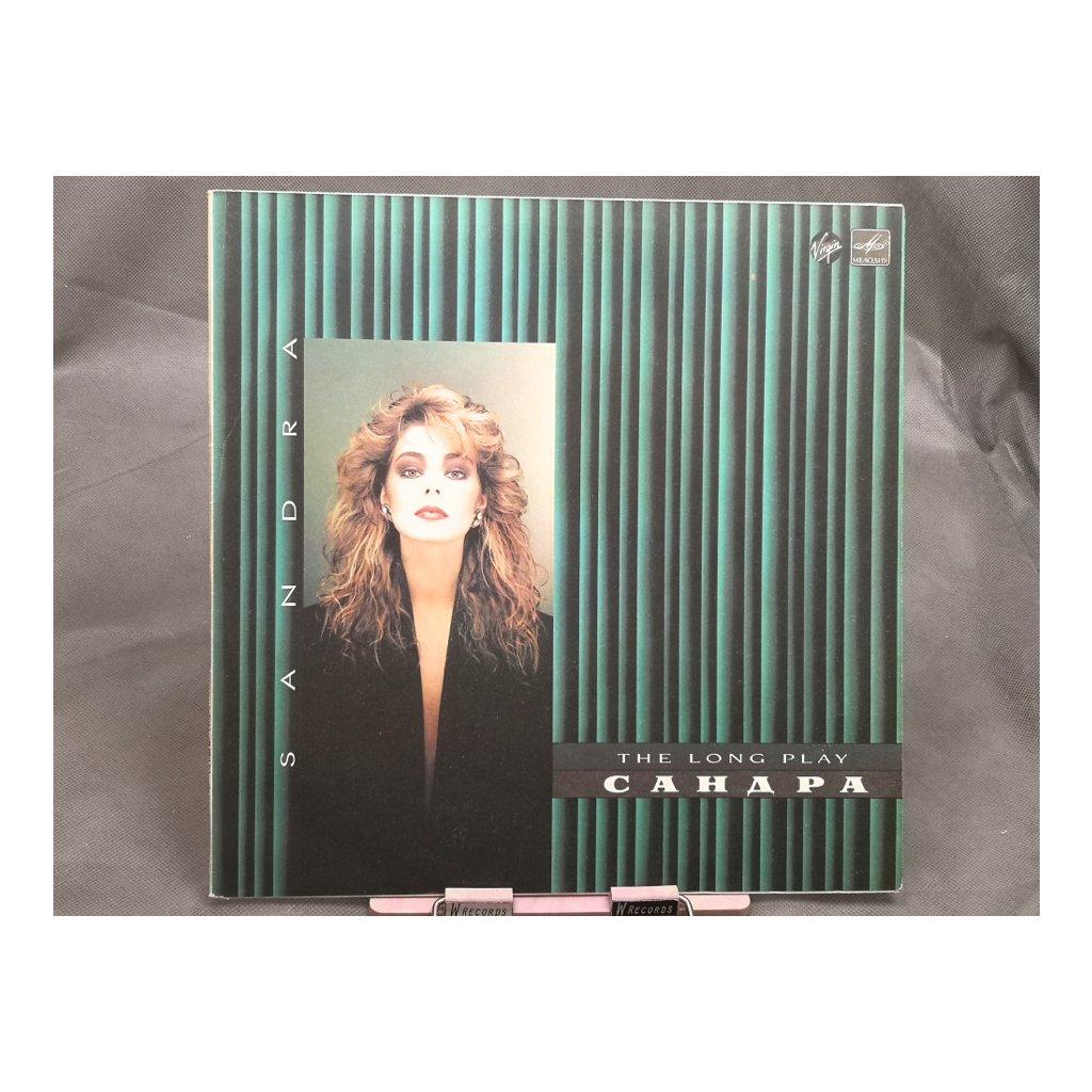 Sandra - The Long Play LP